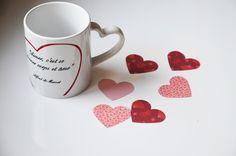 Idée cadeau pour la Saint Valentin: un mug citation !