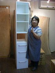 2010年7月30日 みんなの作品【本棚・棚】|大阪の木工教室arbre(アルブル)