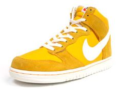 DUNK HIGH 08 YEL/WHT
