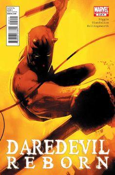 Daredevil: Reborn # 2 by Jock