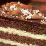 bolos de chocolate com recheio saborosos