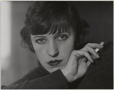 Lotte Jacobi. Portrait of Lotte Lenya, Berlin ca 1923.