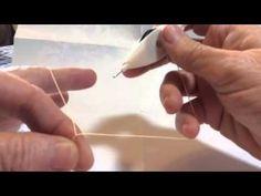 Tatting for Beginners - Slip and Slide Method - YouTube