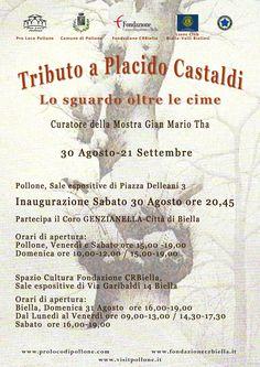 Tributo a Placido Castaldi - Mostre