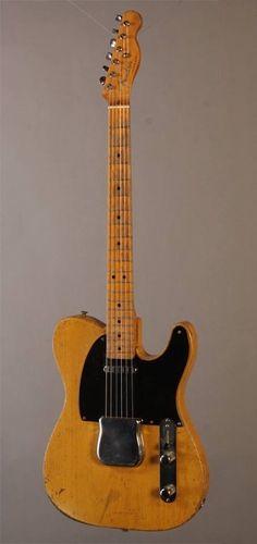 Catch of the Day: 1950 Fender Broadcaster Jazz Guitar, Music Guitar, Guitar Amp, Cool Guitar, Acoustic Guitar, Vintage Telecaster, Fender Stratocaster, Vintage Guitars, Rare Guitars