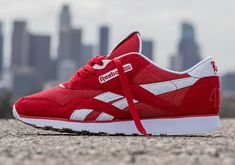 buy popular 0803b f804a BAIT Dropping YG S Reebok Classic Nylon At Pop-Up In LA   WassupKicks  Exclusive Sneakers
