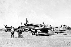 "P-51D #155 ""Miss Rebel"" flown by Capt Oran Watts of the 118th TRS CBI (China Burma India Theater) - 1945."
