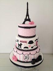 Stapel- en 3D taarten / Specialty Cakes