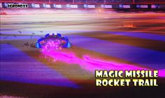 Acrobat-amp-Purple-Magic-Missile-Rocket-Trail-PC-Rocket-League-Steam Northern Lights, Trail, Magic, Cars, Purple, World, Autos, Car, Nordic Lights