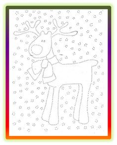holiday pin hole art templates fun learning printables gift