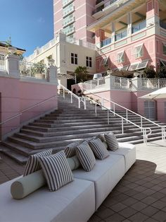 SLS Baha Mar Nassau Bahamas, Perfect Place, Mansions, House Styles, Places, Travel, Destinations, Home Decor, Pink