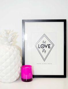 On my wish list! :) Let Love Fly Kappa Alpha Theta