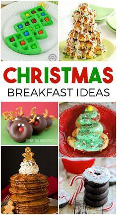 14 Festive Christmas Breakfast Ideas