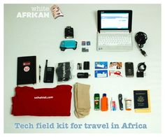 Extremely good travel tips for traveling in Africa- or any developing country for that matter.