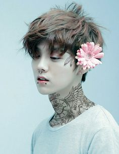 Luhan tattoo edit