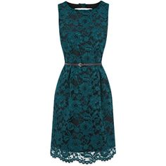 Oasis Lily Lace Dress ❤ liked on Polyvore