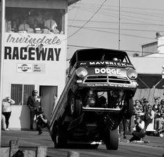 Vintage Drag Racing - Wheelstander