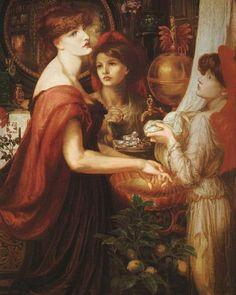 Dante Gabriel Rossetti ::
