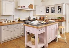 Simply Beautiful Kitchens - The Blog: Inset Shaker Kitchens by John Lewis - UK