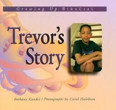 Ages 10 and up - Ten-year-old Trevor Sage-el describes his life at home and at school, his feelings about being son of a white mother and a black father, and what he likes and does not like about being biracial. African American Authors, American Children, Reading Levels, Boy Meets, Reading Material, Children's Literature, Book Authors, Nonfiction, Childrens Books