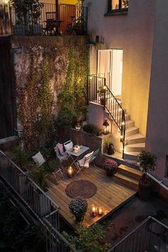 Explore fresh and creative outdoor patio ideas for this coming season. Decorate your outdoor patio with inspirational ideas from Katydidandkid. Patio Interior, Decor Interior Design, Room Interior, Design Interiors, Outdoor Spaces, Outdoor Living, Outdoor Decor, Outdoor Sheds, Level Design