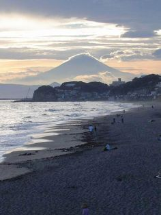 Kamakura is a coastal town an hour south of Tokyo known for its Giant Buddha, temples, shrines, historical attractions and surfing beaches. There's a good view of Mount Fuji from Kamakura's beaches.