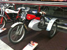 Montesa Sidecar (Madrid)