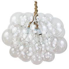 Large Bubble Chandelier