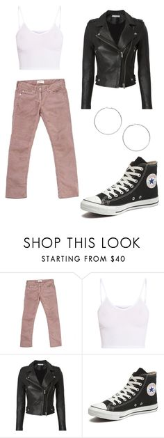 samantha - outfit 9 by electrasweetheart on Polyvore featuring BasicGrey, IRO, Isabel Marant, Converse and Miss Selfridge