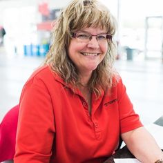 One of our finest, Ms. Blenda Bench.  Great at what she does with years of experience in the auto industry.  Head over to the Service Drive and come say hi! #malonetoyota #carservice #saltlakecity