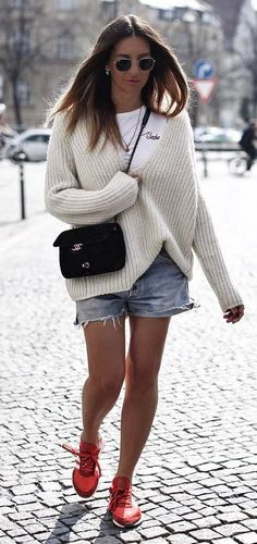 105 Awesome Fall Outfits To Update Your Wardrobe #fall #outfit #style Visit to see full collection
