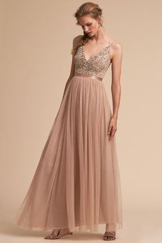Blush Avery Dress | BHLDN