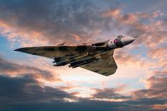 'Vulcan Bomber' Poster by Airpower Art Military Jets, Military Aircraft, Navy Aircraft, V Force, Avro Vulcan, Delta Wing, Falklands War, Air Force Aircraft, Aircraft Photos