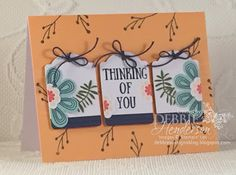 Debbie's Designs: Paper Pumpkin August 2017 Kit & Alternative Projects on my blog today. Watch my Youtube Video too! Debbie Henderson