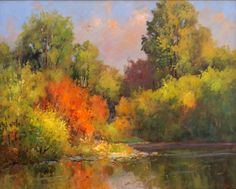 Michigan Autumn Helmut Pete Beckmann