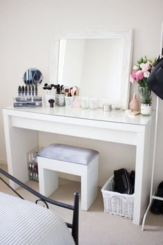 My Dressing Table and Makeup Collection