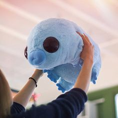 Water Bear Large Plushie Additional Image