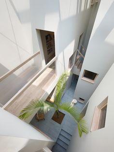 House in Goido by Fujiwarramuro Architects. Nasa, Japan 2013