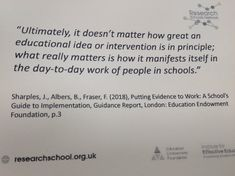 A great quote from presentation at NAPLIC conference 2018  from presentation by Megan Dixon via Jenny Ray on Twitter. Really something we think abut with both Word Aware and Language for Thinking