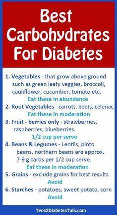 awesome Guide to Healthy Carbohydrates