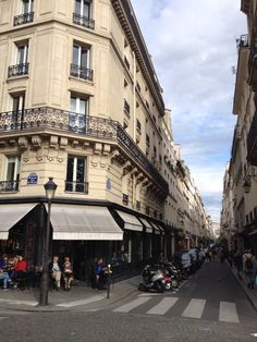 Ile de saint Louis, Paris
