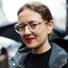 Faces by The Sartorialist: On the Street...Via compagnoni, Milan