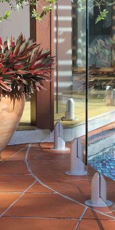 Pool fencing spigots