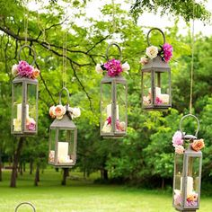 I hope I have some use for the lanterns on my wedding day because they are adorable !