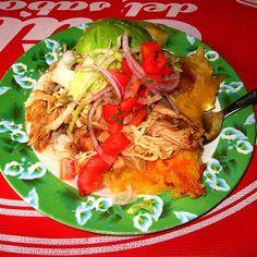 Hornado, ecuadorian food  http://www.foodspotting.com/reviews/1738588