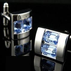 Every men should attach great value on their accessories - therefore cufflinks are a must have