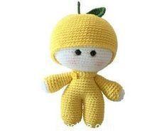 Amigurumi Limon Bebek Yapılışı