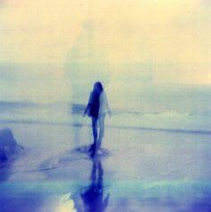 Flou de bord de mer