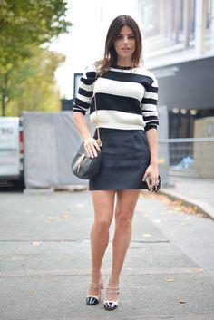 Paris Fashion Week Street Style Spring 2016   POPSUGAR Fashion