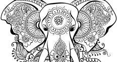 die 18 besten bilder von mandala tiere | art, draw und animal tattoos